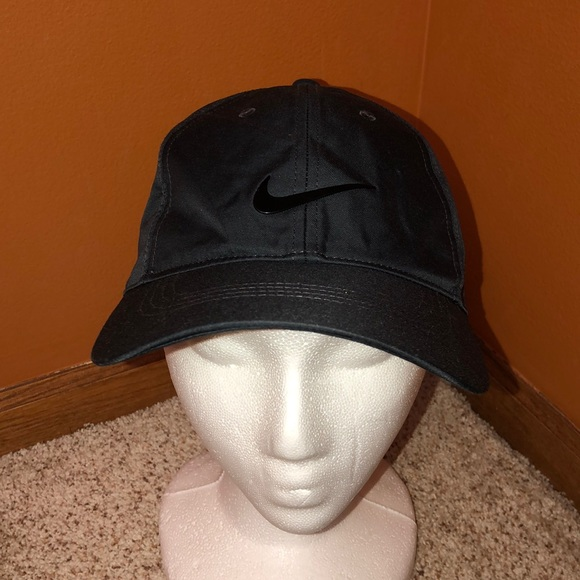Nike Golf hat.  Size adult.  Adjustable Velcro